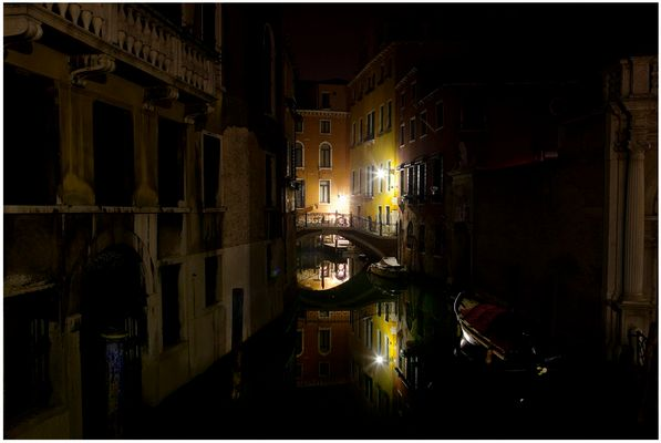 Mostra collettiva Fiorentini-Lattuada: 13 - ONE NIGHT IN VENICE 02:30