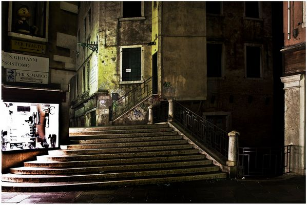 Mostra collettiva Fiorentini-Lattuada: 20 - ONE NIGHT IN VENICE 03:09