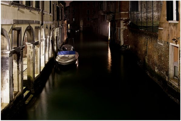 Mostra collettiva Fiorentini-Lattuada: 22 - ONE NIGHT IN VENICE 03:19
