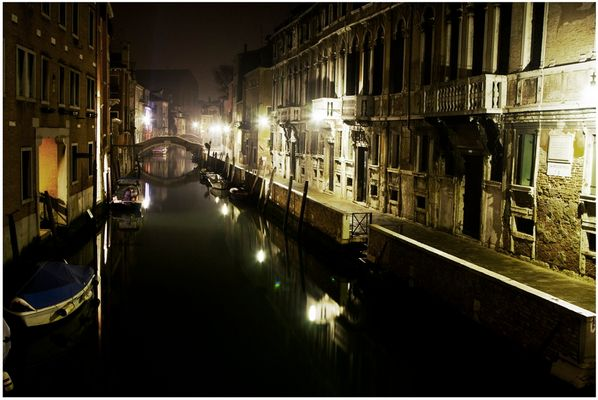 Mostra collettiva Fiorentini-Lattuada: 24 - ONE NIGHT IN VENICE 03:34