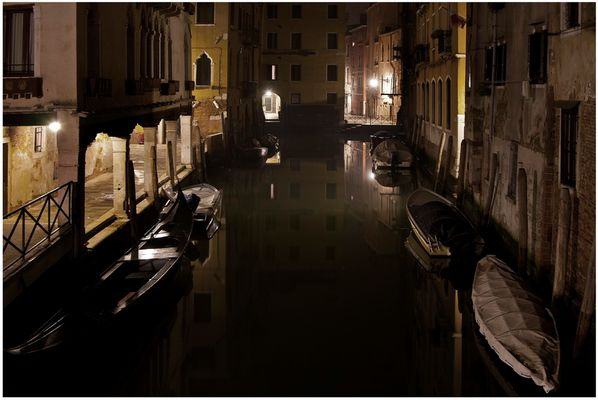 Mostra collettiva Fiorentini-Lattuada: 26 - ONE NIGHT IN VENICE 03:59