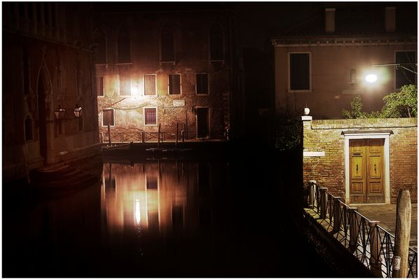 Mostra collettiva Fiorentini-Lattuada: 30 - ONE NIGHT IN VENICE 04:16