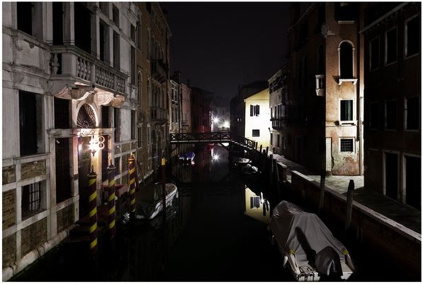 Mostra collettiva Fiorentini-Lattuada: 31 - ONE NIGHT IN VENICE 04:19