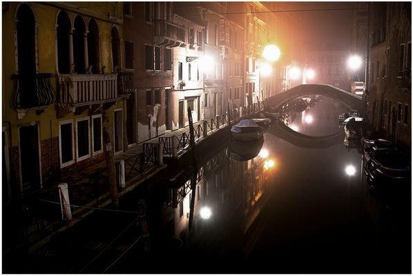 Mostra collettiva Fiorentini-Lattuada: 32 - ONE NIGHT IN VENICE 04:24