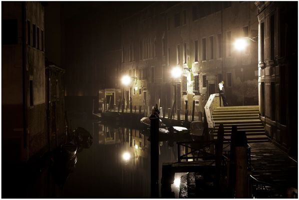 Mostra collettiva Fiorentini-Lattuada: 34 - ONE NIGHT IN VENICE 04:27
