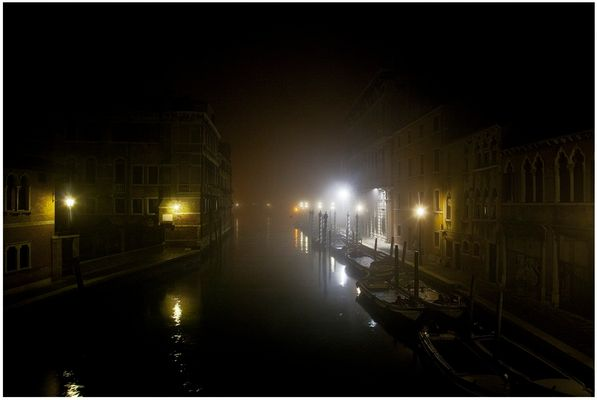 Mostra collettiva Fiorentini-Lattuada: 36 - ONE NIGHT IN VENICE 05:00