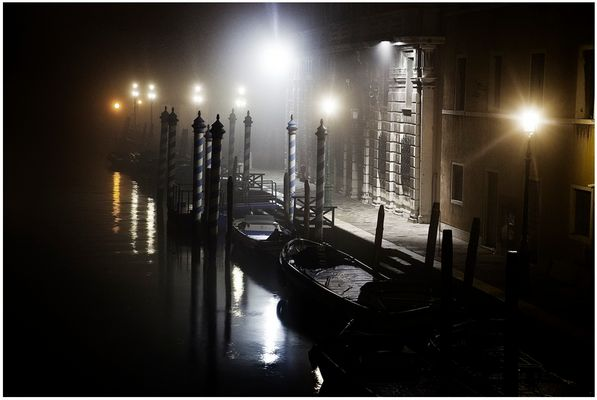 Mostra collettiva Fiorentini-Lattuada: 37 - ONE NIGHT IN VENICE 05:05