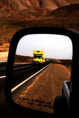 Mostra collettiva: Forteventura - 8. Il rosso e il giallo...