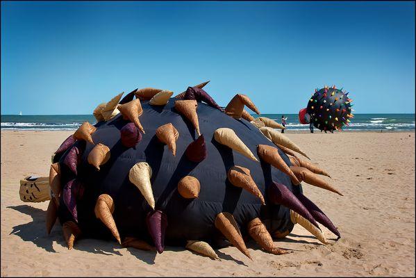 """Mostra collettiva Hegnby Larsen-Farina: """"Via col vento"""" - 11."""