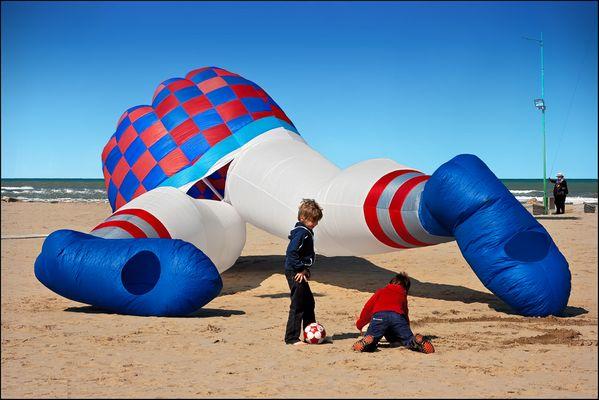 """Mostra collettiva Hegnby Larsen-Farina: """"Via col vento"""" - 15."""