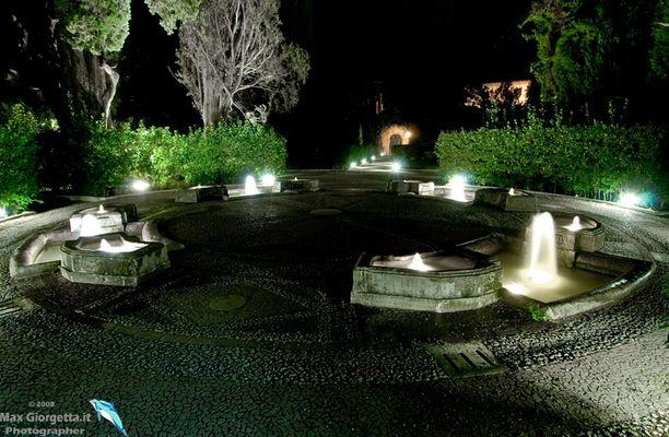 """Mostra collettiva """"Il colore della notte a Villa d'Este"""" - 14."""