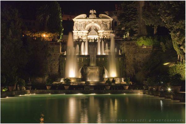 """Mostra collettiva """"Il colore della notte a Villa d'Este"""""""