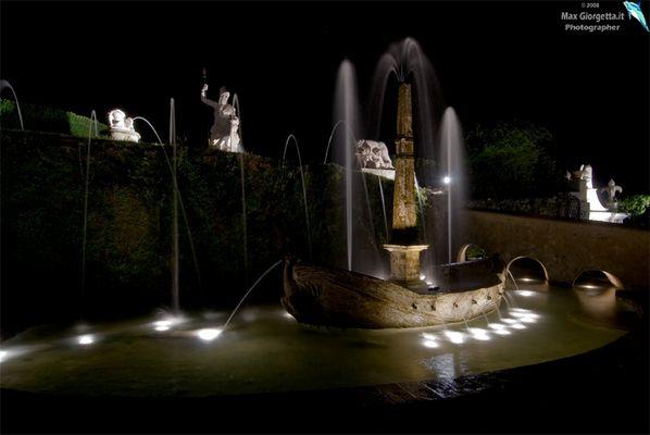 """Mostra collettiva """"Il colore della notte a Villa d'Este"""" - 16."""
