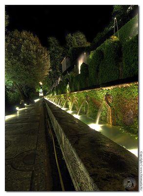 """Mostra collettiva """"Il colore della notte a Villa d'Este"""" - 17."""