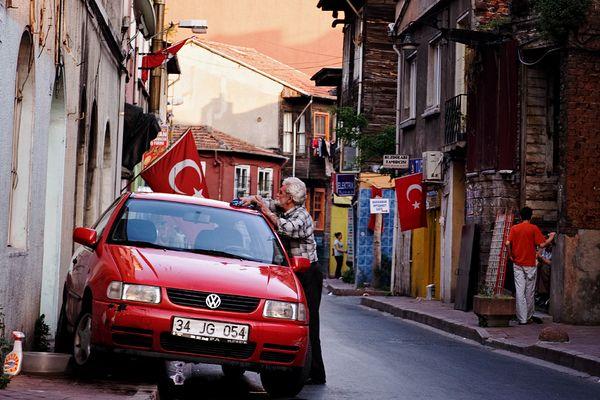 """Mostra collettiva """"Istan(t)bul"""" - 17."""