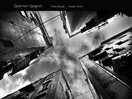 """Mostra collettiva Menghi-Orsini """"Quartieri Spagnoli"""" - 1."""