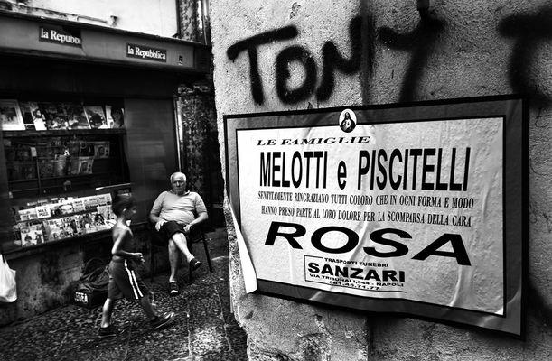 """Mostra collettiva Menghi-Orsini """"Quartieri Spagnoli"""" - 15."""