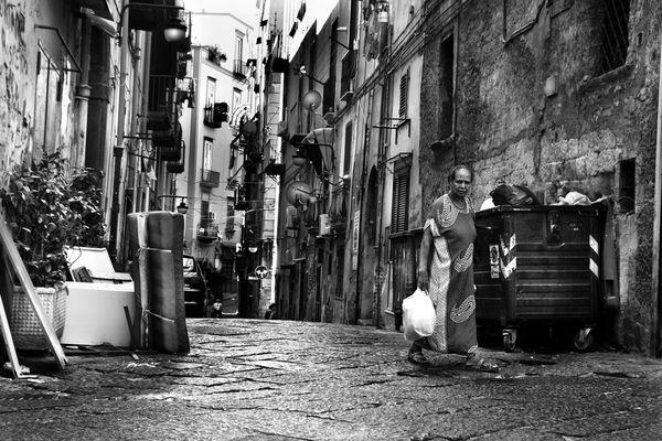 """Mostra collettiva Menghi-Orsini """"Quartieri Spagnoli"""" - 16."""