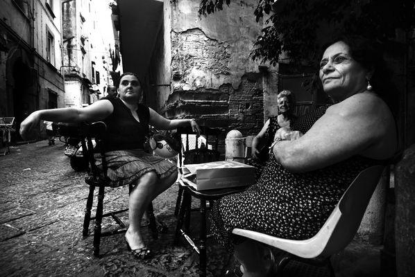 """Mostra collettiva Menghi-Orsini """"Quartieri Spagnoli"""" - 2."""