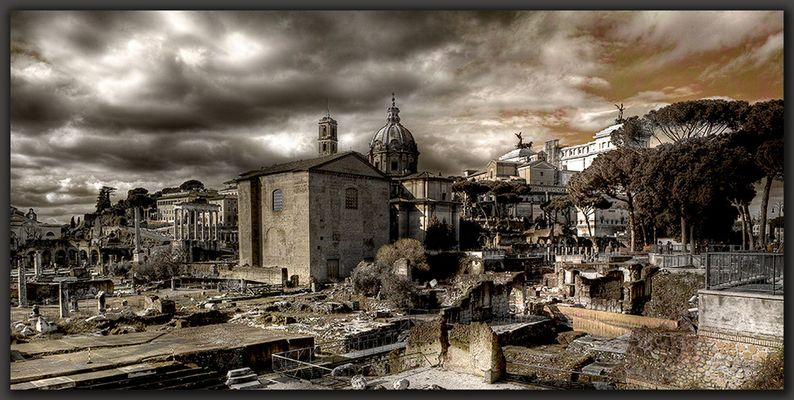 "Mostra collettiva ""Roma sopravvissuta"" - 17."