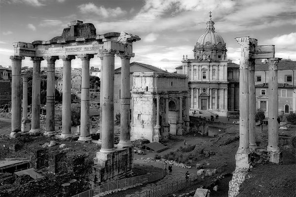 "Mostra collettiva ""Roma sopravvissuta"" - 4."