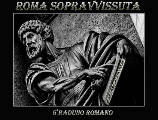 "Mostra collettiva ""Roma sopravvissuta"""
