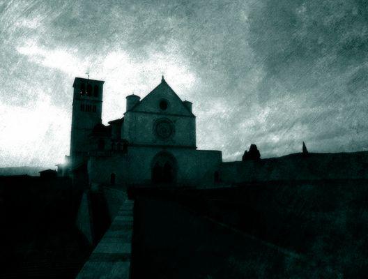 """Mostra collettiva: """"Tra le mura di Assisi"""" - 14. In nome del Santo"""