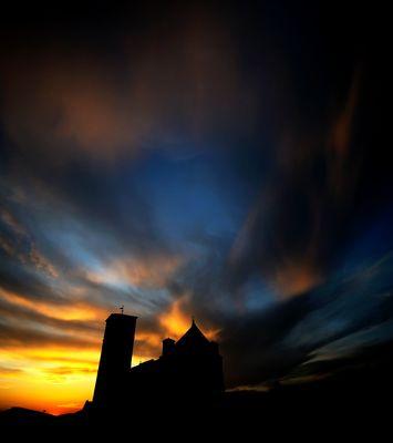 """Mostra collettiva: """"Tra le mura di Assisi"""" - 20. Quel che resta del giorno"""