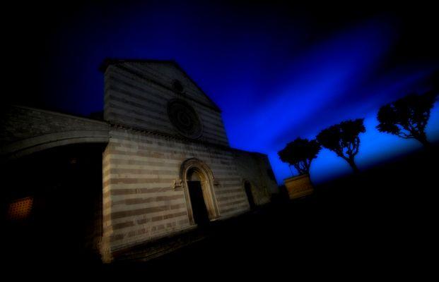 """Mostra collettiva: """"Tra le mura di Assisi"""" - 7. Santa Chiara"""