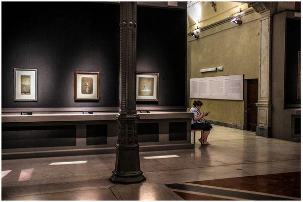 Mostra del pittore Gianfranco Ferroni