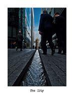 """Mostra online di Alberto Busini: """"Londra in breve"""" - 7. The City"""