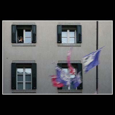 """Mostra online di Aldo Palin: """"Gente alla finestra"""" - 1."""