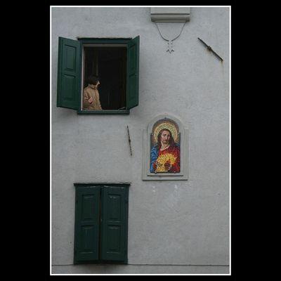 """Mostra online di Aldo Palin: """"Gente alla finestra"""" - 10."""