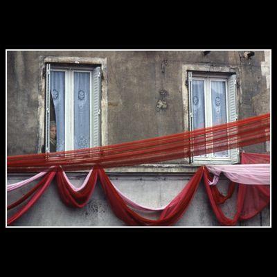 """Mostra online di Aldo Palin: """"Gente alla finestra"""" - 6."""