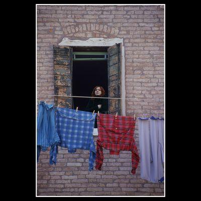"""Mostra online di Aldo Palin: """"Gente alla finestra"""" - 7."""