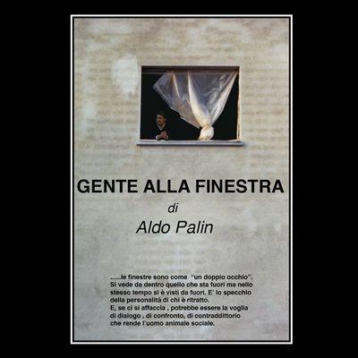 """Mostra online di Aldo Palin: """"Gente alla finestra"""""""