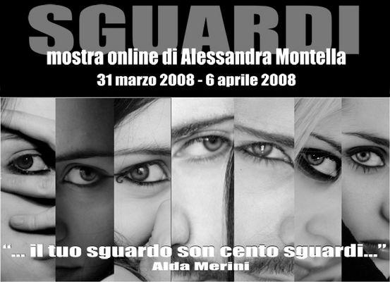 """Mostra online di Alessandra Montella: """"Sguardi"""""""