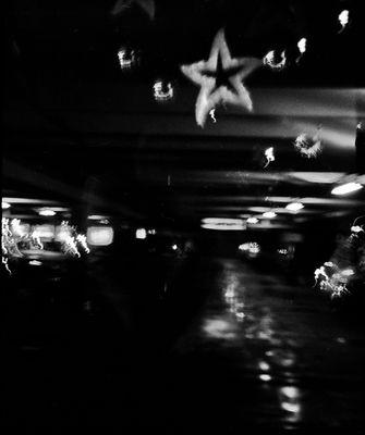 """Mostra online di Alessandro Odisio """"LO-FI"""" - 6. Luci, gocce e una stella (Natale 2008)"""