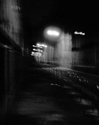 """Mostra online di Alessandro Odisio """"LO-FI"""" - 8. Nightvision"""