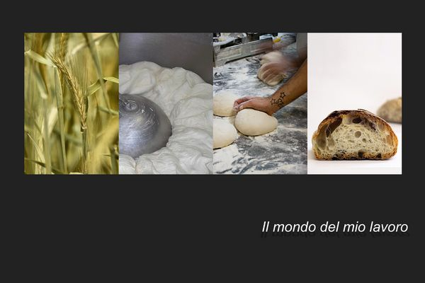 """Mostra online di Alessandro Russo: """"Il mondo del mio lavoro"""""""