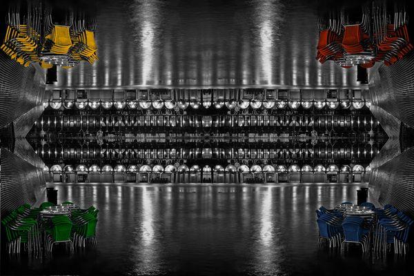 """Mostra online di Alvise Caburlotto: """"Highwater dreams and reality"""" - 2. Illusioni d'acqua alta"""