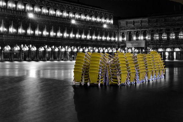 """Mostra online di Alvise Caburlotto: """"Highwater dreams and reality"""" - 4. Stasera non si suona"""