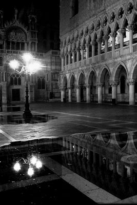 "Mostra online di Alvise Caburlotto: ""Highwater dreams and reality"" - 7. San Marco"