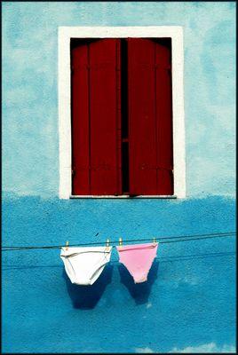 "Mostra online di Alvise Caburlotto ""Particolari e dintorni"" - 8. Lui & Lei - Do not Disturb"