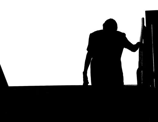 """Mostra online di Andrea Gasparro: """"Essere uomini"""" - 2. La fatica di vivere"""