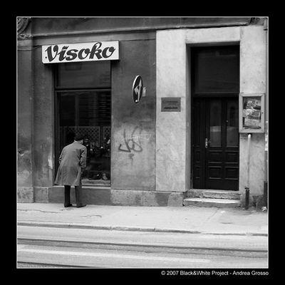 """Mostra online di Andrea Grosso: """"SaRajEvo"""" - 8."""