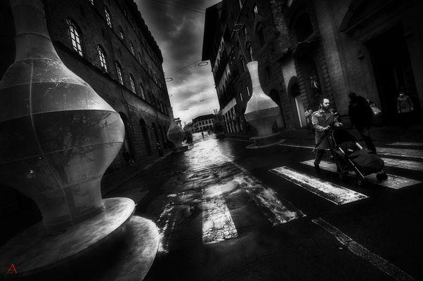 """Mostra online di Andrea Minichini: """"RifleSS(tt)O"""" - 7. Le Fate non Cantano più"""