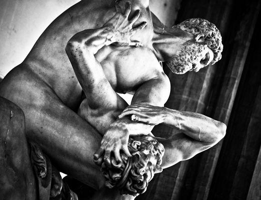 """Mostra online di Antonio Lorenzini """"La sindrome di Stendhal"""" - 6."""