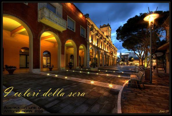 """Mostra online di Antonio Morri: """"I colori della sera"""""""