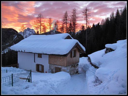 """Mostra online di Antonio Morri: """"I colori della sera"""" -  5."""